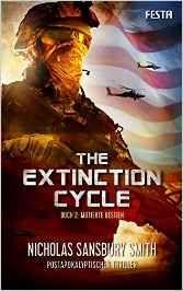 Buchvorstellung: The Extinction Cycle - Buch 2: Mutierte Bestien - Nicholas Sansbury Smith https://www.mordsbuch.net/2017/01/02/buchvorstellung-the-extinction-cycle-buch-2-mutierte-bestien-nicholas-sansbury-smith/