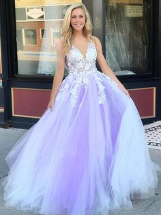 Dress elegant Purple tulle lace long prom dress, purple evening dress Size: US US US . Purple tulle lace long prom dress, purple evening dress Size: US US US US US US US US, 16 Shoulder to Shoulder to Hips(. Lavender Prom Dresses, Purple Evening Dress, Burgundy Homecoming Dresses, Tulle Prom Dress, Cheap Prom Dresses, Dance Dresses, Ball Dresses, Ball Gowns, Evening Dresses