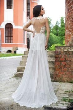 2014 New Style Royal Blue Wedding Dresses,Dress Cantik Murah