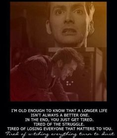 Awesome Doctor Who quote