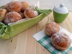 bomboloni+o+krapfen+alla+nutella+(ricetta+sofficissima+e+semplice+senza+patate)