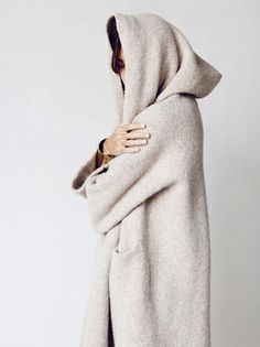 Is there a coat fairy who could wave her magic wand and make this coat appear on me?