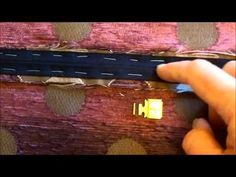 ▶ How to Make Cushion Covers With Zip Video - YouTube