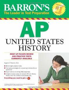 $10.00 Barron's AP United States History by Eugene V. Resnick M.A., http://www.amazon.com/dp/0764146823/ref=cm_sw_r_pi_dp_5Idbrb0K82C1K