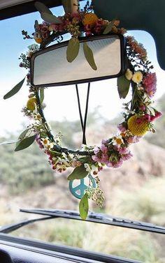 Boho car decoration | Fashion And Style