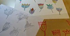 Under hösten och våren har jag gått på HV skolas kortkurs i konstsömnad-grund. Louise Sjödahl har navigerat oss på torsdagar med en äng... Wool Embroidery, Home Decor, Decoration Home, Room Decor, Home Interior Design, Home Decoration, Interior Design