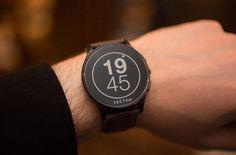 Vector Watch, disponibile l'app per Windows 10 Mobile dello smartwatch con autonomia di 30 giorni http://www.sapereweb.it/vector-watch-disponibile-lapp-per-windows-10-mobile-dello-smartwatch-con-autonomia-di-30-giorni/ Vector Watch Vector è una nuova azienda con sede a Londra che ha deciso di puntare sugli smartwatch, in particolare realizzando due dispositivi abbastanza differenti rispetto a quelli proposti da marchi più blasonati. I due smartwatch Vector in que