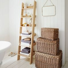 Clever ideas for keeping everything (stylishly) in its place