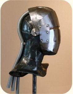 """Résultat de recherche d'images pour """"Fantasy and Science Fiction Metal Sculpture by Tim Roosen :: Two Dragons…"""""""
