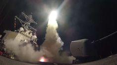 Ataque de Estados Unidos: Rusia mueve una fragata con misiles hacia la costa siria
