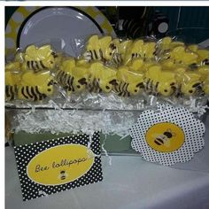What Will I Bee Baby Shower Party Ideas   Photo 11 of 13