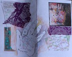 The Night Circus - Guest Artist Dawn Zichko — Messy Canvas