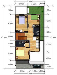 Modern 10 - House Designer and Builder House Plans 2 Storey, Construction Contract, Model House Plan, Ground Floor Plan, Home Design Plans, Architecture Plan, Autocad, Small Living, Second Floor