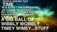 Doctor Who : People Assume that Time...