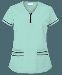 New Print Scrubs & Solid scrubs by Uniform Advantage Scrubs Outfit, Scrubs Uniform, Girl Fashion, Fashion Dresses, Womens Fashion, Staff Uniforms, Uniform Advantage, Medical Scrubs, Nursing Clothes