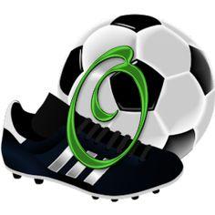 Letras Abcd, Alphabet, Baseball Party, Sport Football, Soccer Ball, Bicycle Helmet, Boots, Jesus Loves, Monogram