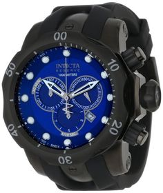 Invicta Men's F0003 Reserve Collection Venom Chronograph Gunmetal Ion-Plated Watch at http://suliaszone.com/invicta-mens-f0003-reserve-collection-venom-chronograph-gunmetal-ion-plated-watch/