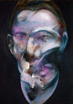 Francis Bacon, Two Studies for Portrait, 1976
