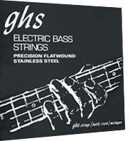 GHS 3020 Flatwound Strings Short scale 045 - 095
