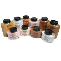 Ben Nye Classic Translucent Face Powders | CRC Makeup