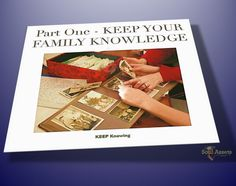 Complimentary Family Knowledge Process reader's and user pin.Display this pin to share the Family Knowledge Process with family. Digital Dreaming - Your Step-by-Step Guide for Keeping Family Mementos in the Information Age.