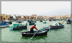 #malta - Marsaxlokk - Malta