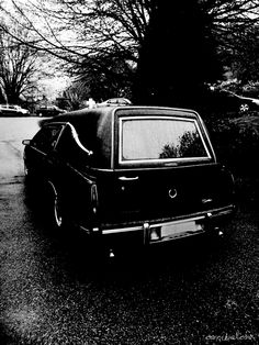 i want to drive a hearse