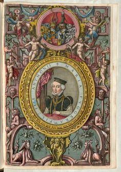Maria Fugger (1543-1583).    From the Bayerische Landesbibliothek Online: http://www.bayerische-landesbibliothek-online.de/fuggeren