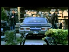 Supernatural (Behind the scenes Funny).flv ha ha ha ha