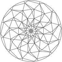 Mandala 93 by Sadadoki