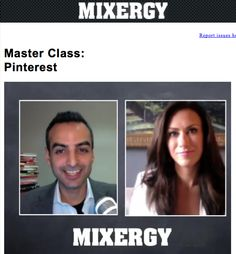 Check out my training course and interview here: http://mixergy.com/course-cheat-sheet-pinterest/
