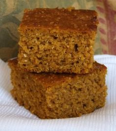 Pumpkin Cornbread | Recipe Girl Hearty and wholesome cornbread is one of my favourites. Try this alongside a big bowl of chilli.