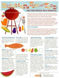 American Association of Diabetes Educators - Handout Resources