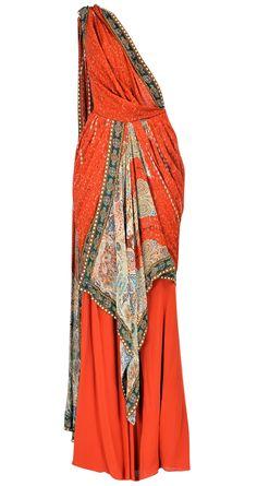 Tarun Tahiliani - Sari. Would LOVE to wear this for my gf's wedding next summer's...sigh!