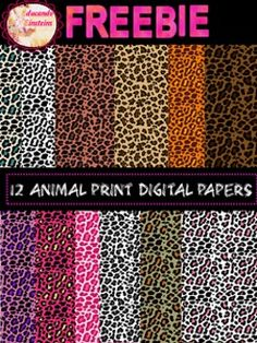 Looking+for+animal+print+digital+papers?+ Go+wild+over+these+leopard+prints.++Use+these+papers+to+create+your+own+classroom+items+and+resources!  And+if+you+like+them,+I+would+really+appreciate+your+possitive+feedback.  ***************************************************************************** Customer+Tips:+  How+to+get+TPT+credit+to+use+on+future+purchases:+ •+Please+go+to+your+My+Purchases+page+(you+may+need+to+login).