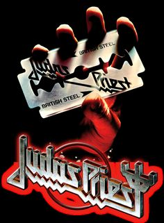 an absolutely amazing UK Heavy-Metal classic including cult track 'Breaking The Law', nothing more to be said! Metal On Metal, Heavy Metal Rock, Heavy Metal Music, Metal Bands, Judas Priest, Rock Posters, Band Posters, Rage, Band Wallpapers