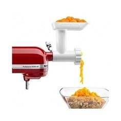 Meat Grinder Attachment Sausage Stuffer Commercial Cutter Mincer New KitchenAid #KitchenAid
