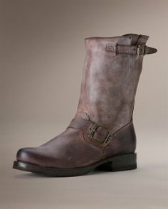 my Frye boots