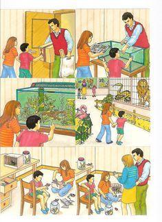 Si … Apoi … – secvente - Resurse multimedia – terapie in autism Sequencing Pictures, Sequencing Cards, Story Sequencing, Sequencing Activities, Autism Activities, Short Moral Stories, Picture Composition, Narrative Essay, Walt Disney Studios