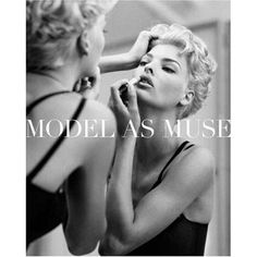 Must have Table books -Model as Muse!