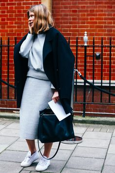 So totally like it! FWAH2015 Street looks à la Fashion Week automne-hiver 2015-2016 de Londres