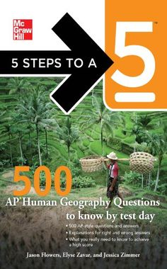 5 Steps to a 5 500 AP Human Geography...