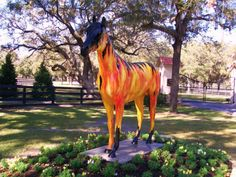 Top 10 Best Ocala Painted Horses