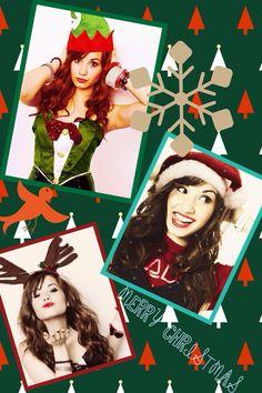 Christmas Demi Edit