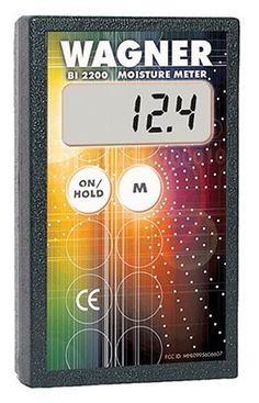 Wagner BI2200 Basic Inspection Moisture Meter  http://www.handtoolskit.com/wagner-bi2200-basic-inspection-moisture-meter/