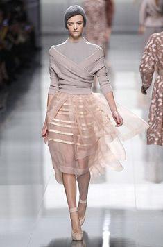 Paris Fashion Week: Christian Dior autumn/winter 2012