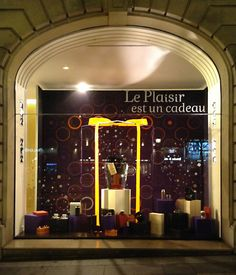 """Nespresso® chooses Light Tape® Extreme Orange to help bring in the shoppers this holiday season.   The simultaneous global launch of Nespresso's signature Christmas boutique window theme, """"Pleasure is a Gift,"""" recently took place with Light Tape® Extreme Orange material standing proudly on display in high profile Nespresso® stores in London, Paris, New York, Miami, Sydney, and Munich.  http://www.lighttape.co.uk/ #nespresso #lighttape #coffee #window #display"""