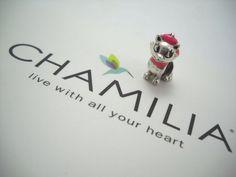 #DISNEY #CHAMILIA #Marie #Cat #Kitty #KittyCat #Aristocats #Charm #Bead (2010-3147) $45MSRP #CharmBracelet #Jewelry #Jewellery