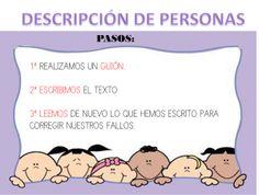 DESCRIPCIÓN DE PERSONAS
