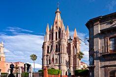 Ferias y Festividades San Miguel de Allende, Guanajuato